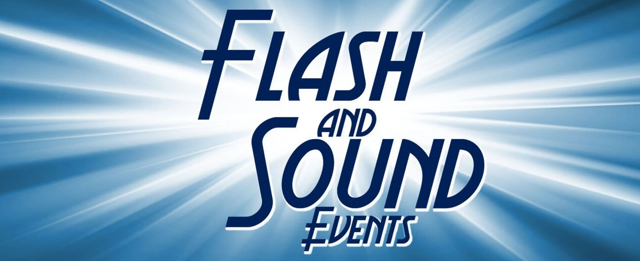Flash and Sound Events Logo